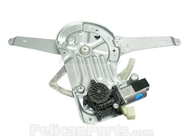 Window regulator with motor 30784573 volvo pelican parts for 2002 volvo s80 window regulator