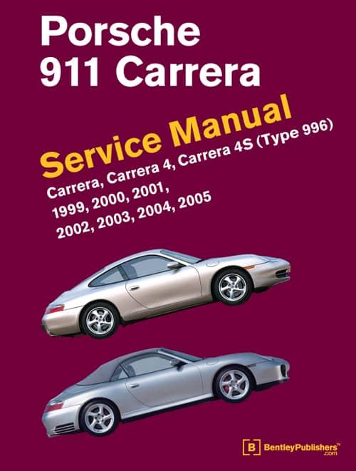 2005 porsche 996 all models 911 and carrera repair manual. Black Bedroom Furniture Sets. Home Design Ideas