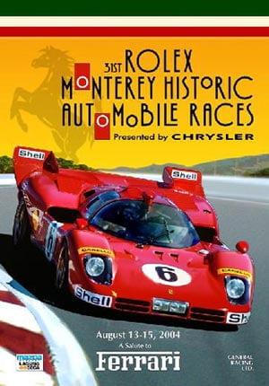 Ferrari Monterey Historics Races New Pelicanparts Com