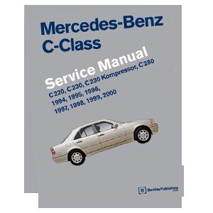 Bentley Mercedes-Benz Service Manuals