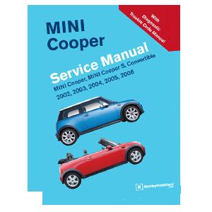 Bentley Mini Cooper Service Manuals