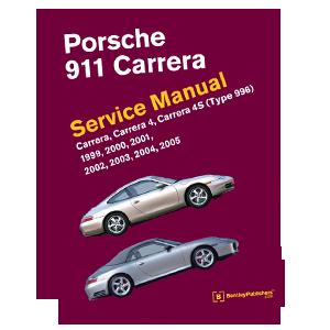 Bentley Porsche Service Manuals