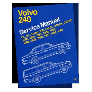Bentley Volvo Service Manuals