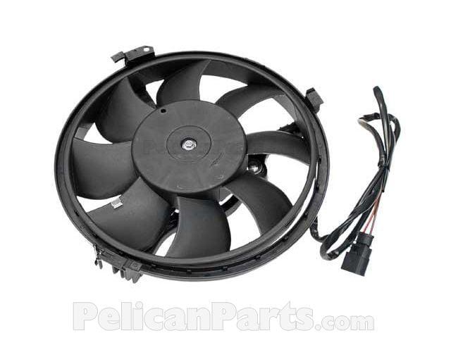 4Z7 959 455 Original GATE Cooling Fan Audi S4 Allroad//A6 Quattro 4Z7959455