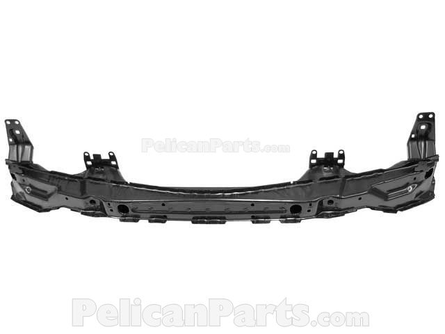 BMW Cross Member Support - Frame Rail to Frame Rail/ Front Panel -  51718402831 - Genuine BMW 51 71 8 402 831