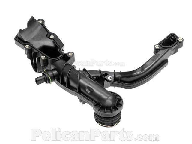 Coolant Manifold to Engine German 997-106-708-00 Seal 997 106 708 00