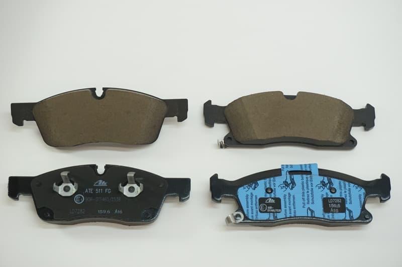 Meyle Ceramic D1630SC Disc Brake Pad