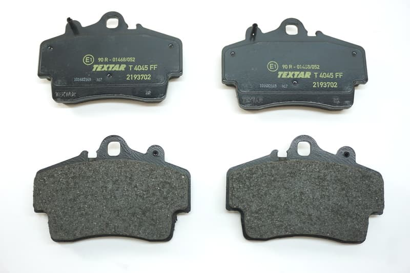 For Porsche Boxster Cayman Brake Pad Set Front TEXTAR 987 351 939 03