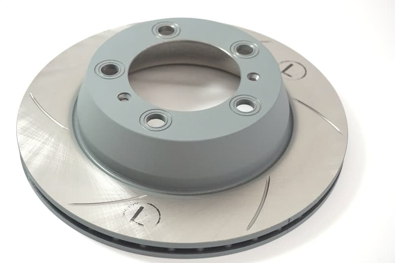 For Porsche Boxster Cayman 2.7L Pair Set of 2 Front Disc Brake Rotors Sebro