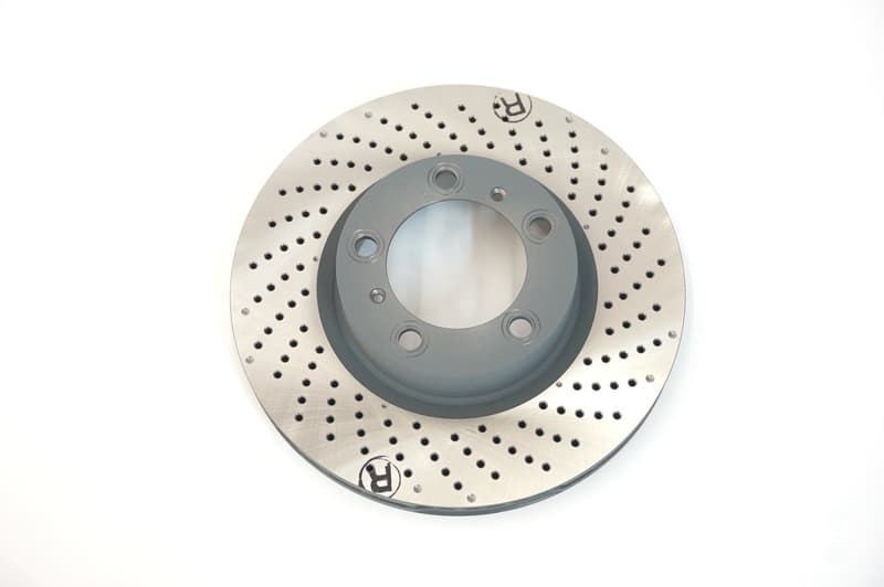 Brake Disc SEBRO 205842C 997 351 402 01