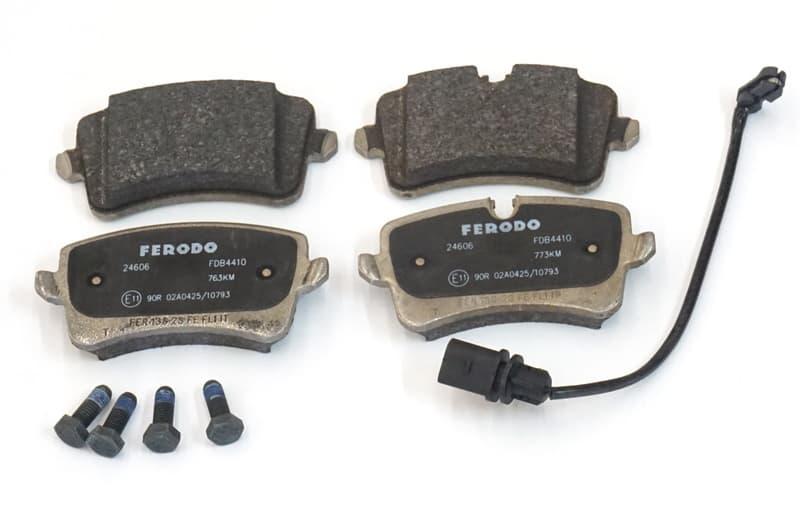 Mapco 9874/ 4/unidades /Mordazas de freno