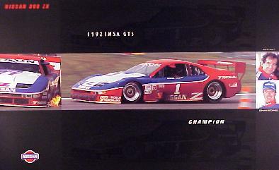 Nissan 300ZX/1992 IMSA GT5 Champions